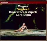 WAGNER - Böhm - Siegfried WWV.86c