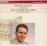 SCHUBERT - Souzay - Die schöne Müllerin (La belle meunière) (Müller), cy