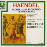 HAENDEL - Gardiner - Alcina HWV.34 : suites de danse