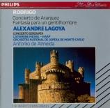RODRIGO - Almeida - Concierto de Aranjuez