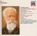 TCHAIKOVSKY - Solti - Symphonie n°5 en mi mineur op.64