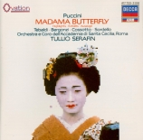 PUCCINI - Serafin - Madame Butterfly : extraits