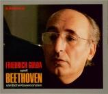 BEETHOVEN - Gulda - Sonate pour piano n°29 op.106 'Hammerklavier'