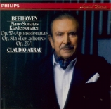 BEETHOVEN - Arrau - Sonate pour piano n°26 op.81a
