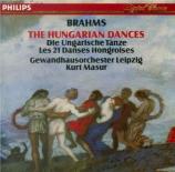 BRAHMS - Masur - Danses hongroises n°1-21 WoO.1 : orchestration