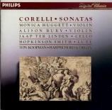 CORELLI - Huggett - Sonata da chiesa en sol majeur op.1 n°9