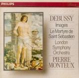 DEBUSSY - Monteux - Le martyre de Saint Sébastien, musique de scène pour