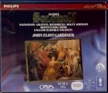 HAENDEL - Gardiner - Solomon, oratorio HWV.67