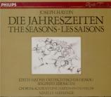 HAYDN - Marriner - Die Jahreszeiten (Les saisons), oratorio pour soliste