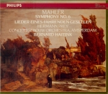 MAHLER - Haitink - Symphonie n°6 'Tragique'