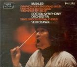 MAHLER - Ozawa - Symphonie n°8 'Symphonie des Mille'