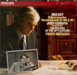 MOZART - Gibbons - Concerto pour piano et orchestre n°20 en ré mineur K