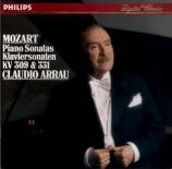 MOZART - Arrau - Sonate pour piano n°11 en la majeur K.331 (K6.300i)