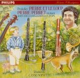 PROKOFIEV - Williams - Pierre et le loup, conte symphonique pour enfants avec Pierre Perret