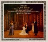 MOZART - Östman - Le nozze di Figaro (Les noces de Figaro), opéra bouffe