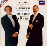 TCHAIKOVSKY - Bolet - Concerto pour piano n°1 en si bémol mineur op.23
