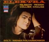 STRAUSS - Solti - Elektra, opéra op.58