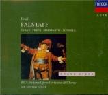 VERDI - Solti - Falstaff, opéra en trois actes