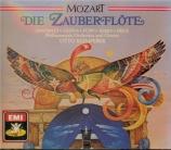 MOZART - Klemperer - Die Zauberflöte (La flûte enchantée), opéra en deux