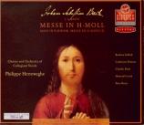 BACH - Herreweghe - Messe en si mineur, pour solistes, chœur et orchestr