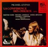 LEVINAS - Swierczewski - La conférence des oiseaux