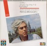 CORELLI - Brüggen - Sonate op.5 n°12 pour flûte à bec et basse continue
