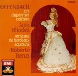 Airs d'opérettes d' Offenbach