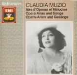 Airs d'opéras et Mélodies