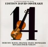 Edition David Oistrakh n°14