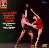 KHATCHATURIAN - Temirkanov - Spartacus : extraits