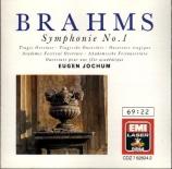 BRAHMS - Jochum - Symphonie n°1 pour orchestre en do mineur op.68