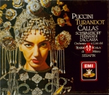 PUCCINI - Serafin - Turandot