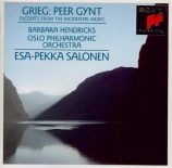 GRIEG - Salonen - Peer Gynt : extraits
