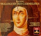 POULENC - Dervaux - Dialogues des carmélites, drame lyrique pour soliste
