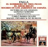 FALLA - De los Angeles - El sombrero de tres picos (Le tricorne)