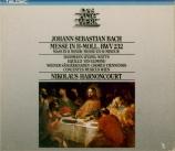 BACH - Harnoncourt - Messe en si mineur, pour solistes, chœur et orchest