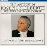 BRUCKNER - Keilberth - Symphonie n°6 en la majeur WAB 106