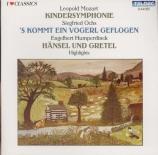 MOZART - Muller-Lampertz - Symphonie des jouets