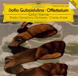 GUBAIDULINA - Kremer - Offertorium