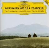 SCHUBERT - Abbado - Symphonie n°3 en ré majeur D.200