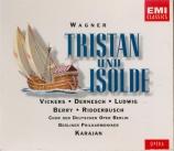WAGNER - Karajan - Tristan und Isolde (Tristan et Isolde) WWV.90