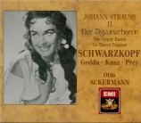 STRAUSS - Ackermann - Der Zigeunerbaron (Le baron tzigane), opérette WoO