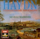 HAYDN - Marriner - Theresienmesse, pour solistes, choeur mixte, orchestre