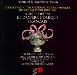 Airs d'opéras et d'opéras-comiques français