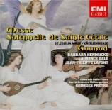 GOUNOD - Prêtre - Messe solennelle de Sainte-Cécile