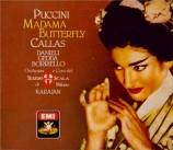 PUCCINI - Karajan - Madama Butterfly