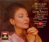 MASCAGNI - Serafin - Cavalleria rusticana