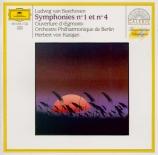 BEETHOVEN - Karajan - Symphonie n°1 op.21