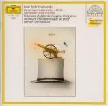 TCHAIKOVSKY - Karajan - Ouverture pour orchestre en mi bémol majeur op.4