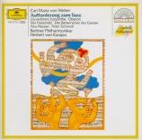 WEBER - Karajan - Invitation à la valse : orchestration Berlioz